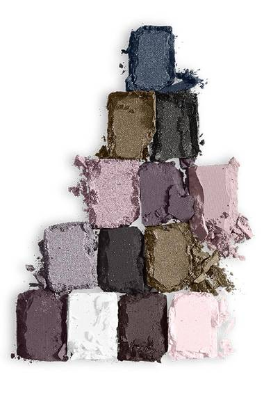 The Rock Nudes™ Eye Shadow Palette