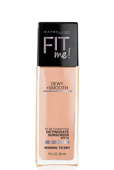 Fit Me® Dewy + Smooth Foundation