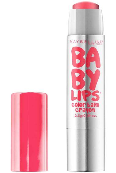 Baby Lips® Color Balm Crayon