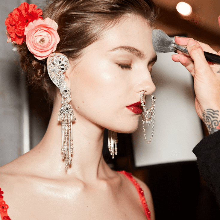 Conoce El Mejor Maquillaje De Noche Que Va Con El Vestido