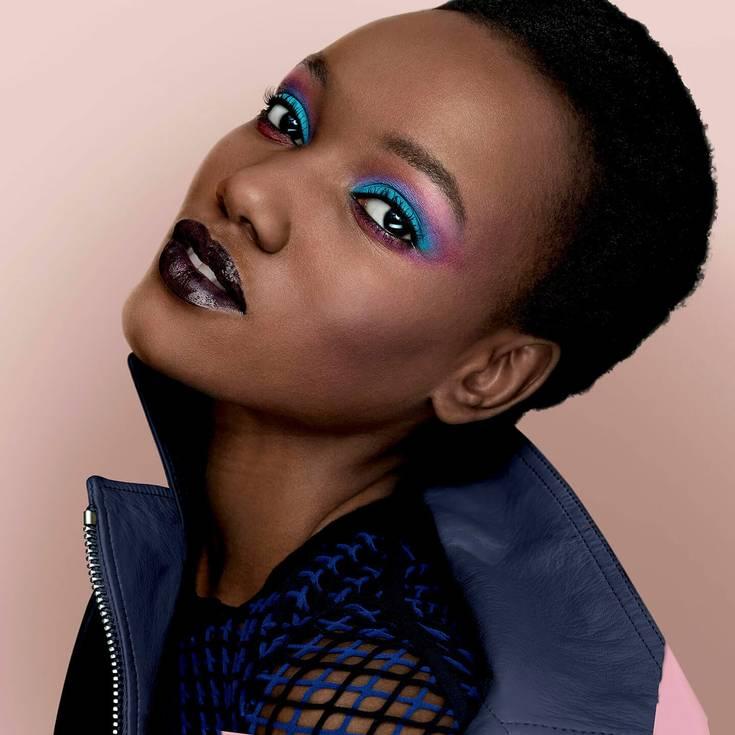 Maquillaje Para Vestido Azul Rutina Para El éxito