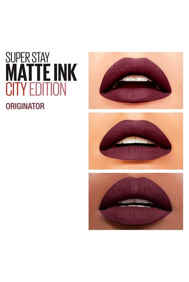 Superstay Matte Ink City